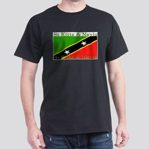 StKittsNevis Dark T-Shirt
