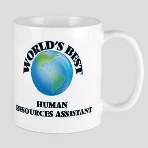 World's Best Human Resources Assistant Mugs
