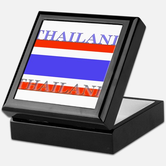 Thailand.png Keepsake Box