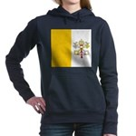 Vaticanblank Women's Hooded Sweatshirt
