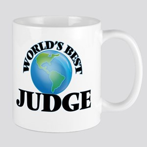 World's Best Judge Mugs
