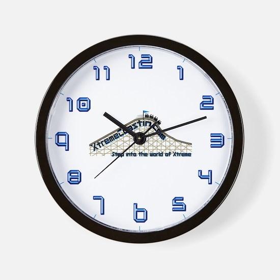 XC Wall Clock