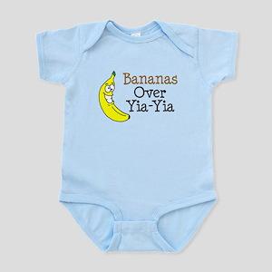 Bananas Over Yia-Yia Body Suit