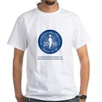 2016 Invisible Disabilities Week White T-Shirt