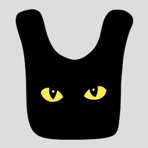 BLACK CAT COSTUME Bib