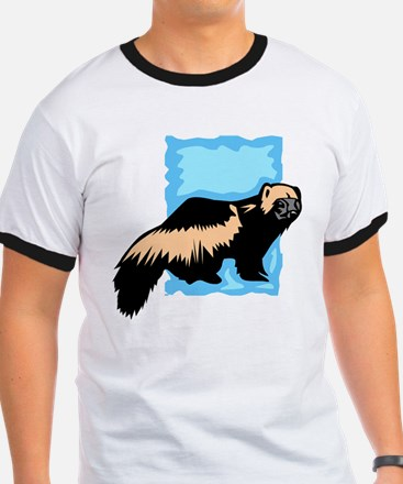 Wolverine (Front only) T