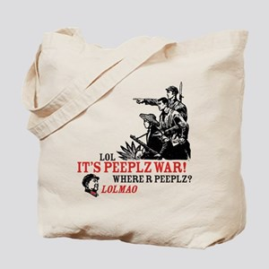 Double Sided LOL Mao Tote Bag
