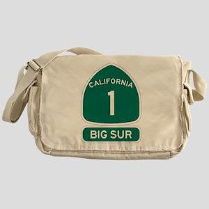 Big Sur - PCH - CA1 Messenger Bag