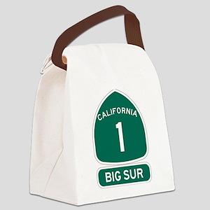 Big Sur - PCH - CA1 Canvas Lunch Bag