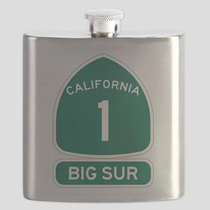 Big Sur - PCH - CA1 Flask