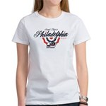 Jacket Backers Philly 14-15 Road T Women's T-Shirt