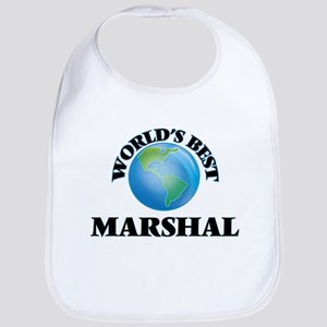 World's Best Marshal Bib