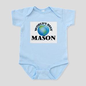 World's Best Mason Body Suit