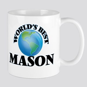 World's Best Mason Mugs