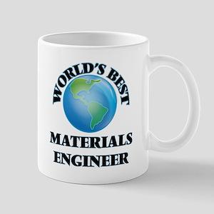 World's Best Materials Engineer Mugs
