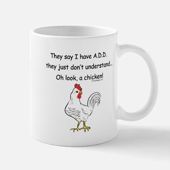 ADD Chicken Mugs