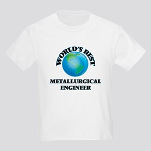 World's Best Metallurgical Engineer T-Shirt