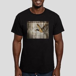barnwood wild duck T-Shirt