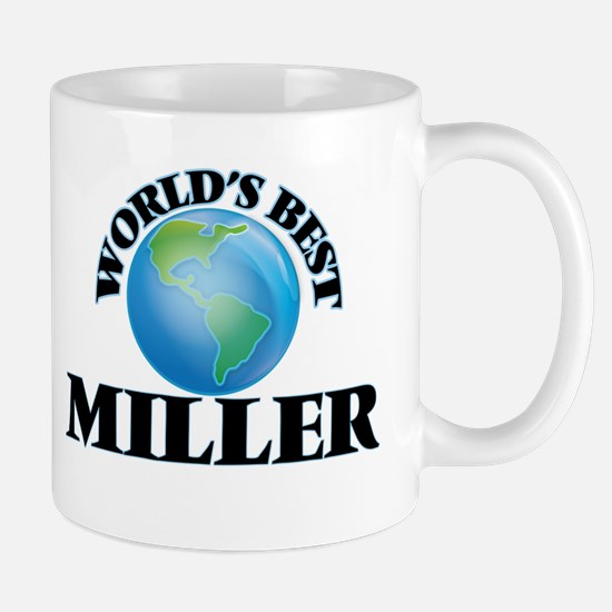 World's Best Miller Mugs