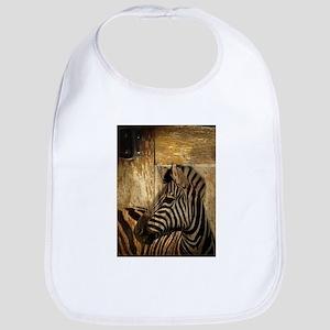 wild zebra safari Bib