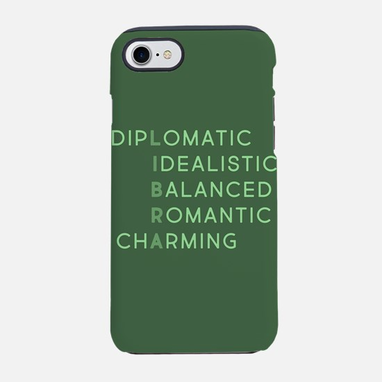 Libra Acronym iPhone 7 Tough Case