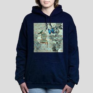 mint vintage jubilee but Women's Hooded Sweatshirt