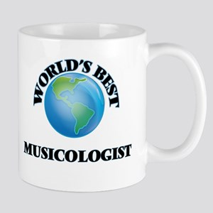 World's Best Musicologist Mugs