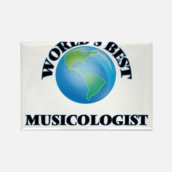 World's Best Musicologist Magnets