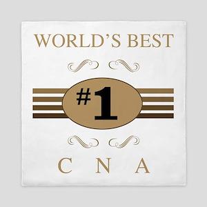 World's Best CNA Queen Duvet