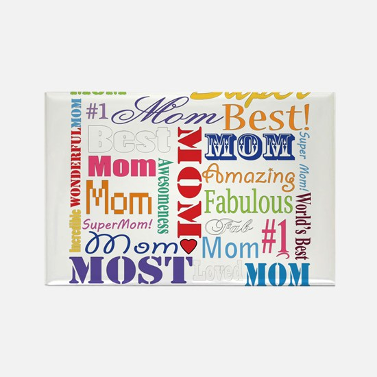 Text Mom Magnets