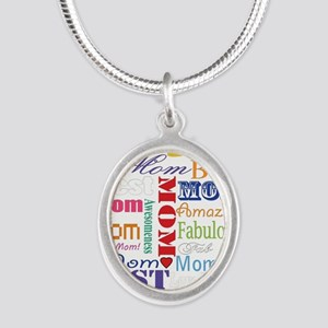 Text Mom Necklaces