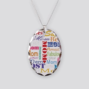 Text Mom Necklace