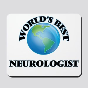 World's Best Neurologist Mousepad