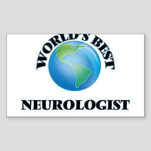 World's Best Neurologist Sticker