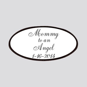 Personalizable Mommy to an Angel Patches