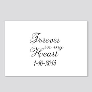 Forever in my Heart Postcards (Package of 8)