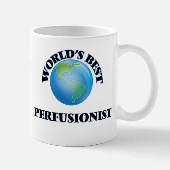 World's Best Perfusionist Mugs