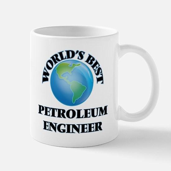 World's Best Petroleum Engineer Mugs