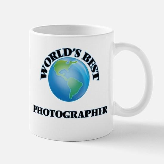 World's Best Photographer Mugs