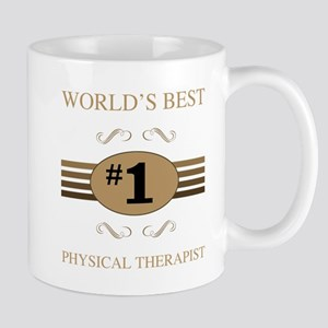 World's Best Physical Therapist Mugs
