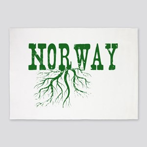 Norway Roots 5'x7'Area Rug