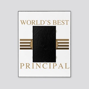 World's Best Principal Picture Frame