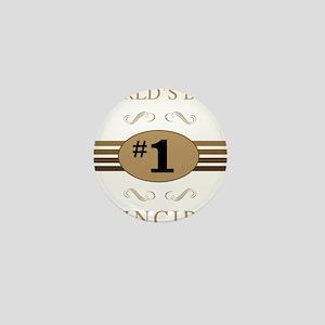 World's Best Principal Mini Button