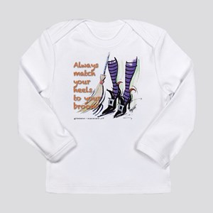 Match you heels to your broo Long Sleeve T-Shirt