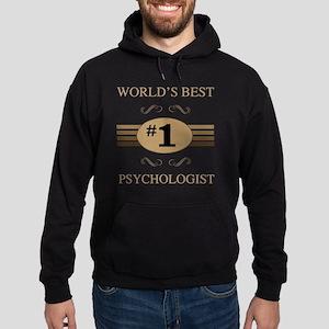 World's Best Psychologist Hoodie (dark)