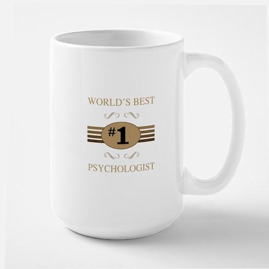 World's Best Psychologist Mugs