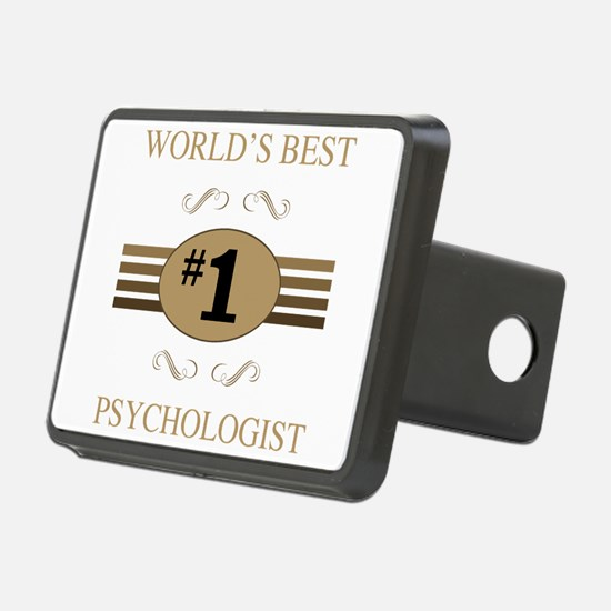 World's Best Psychologist Hitch Cover