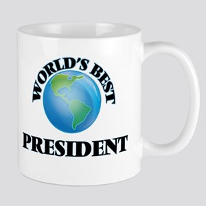 World's Best President Mugs