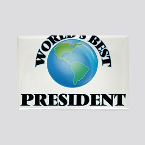 World's Best President Magnets
