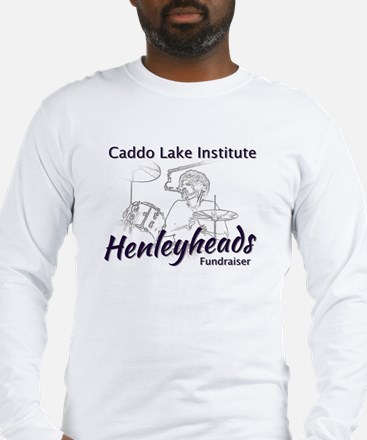 Caddo Lake Henleyheads Fundraiser Long Sleeve T-Sh